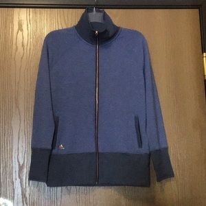 Adidas lightweight knit jacket